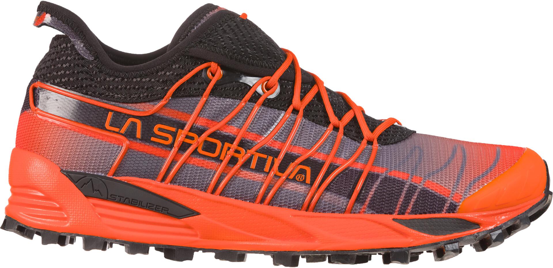 La Sportiva Mutant Running Shoes Herre tangerinecarbon